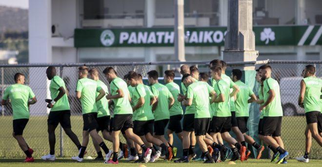 Γκολ στο Ευρωπαϊκό με τον ΟΠΑΠ – Οι παίκτες του Παναθηναϊκού βγάζουν τον νικητή